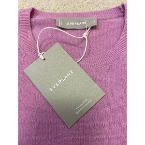 Everlane New Defect Cashmere Crew Neck Sweater